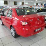 Foto numero 2 do veiculo Fiat Siena FIRE FLEX - Vermelha - 2010/2011