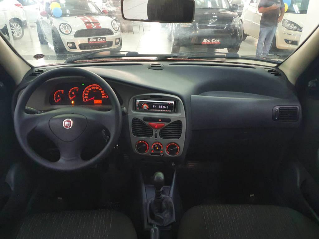 Foto numero 5 do veiculo Fiat Siena FIRE FLEX - Vermelha - 2010/2011