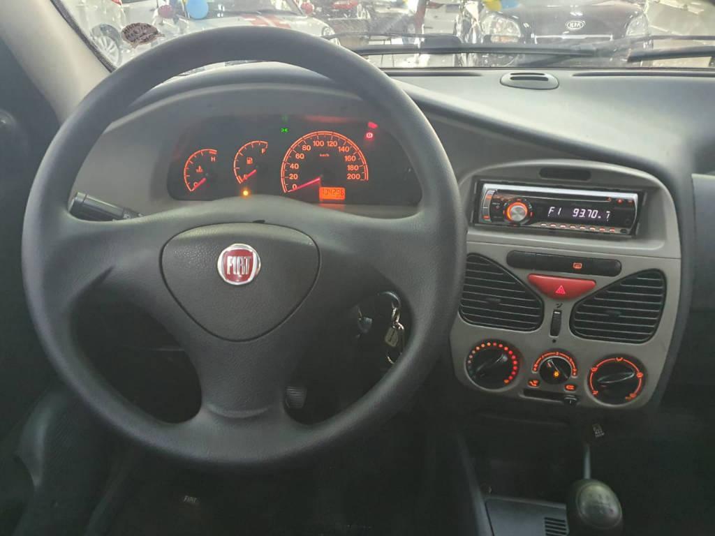 Foto numero 6 do veiculo Fiat Siena FIRE FLEX - Vermelha - 2010/2011