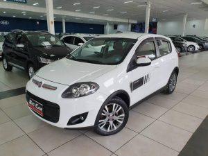 Foto numero 0 do veiculo Fiat Palio SPORTING 1.6 - Branca - 2014/2015