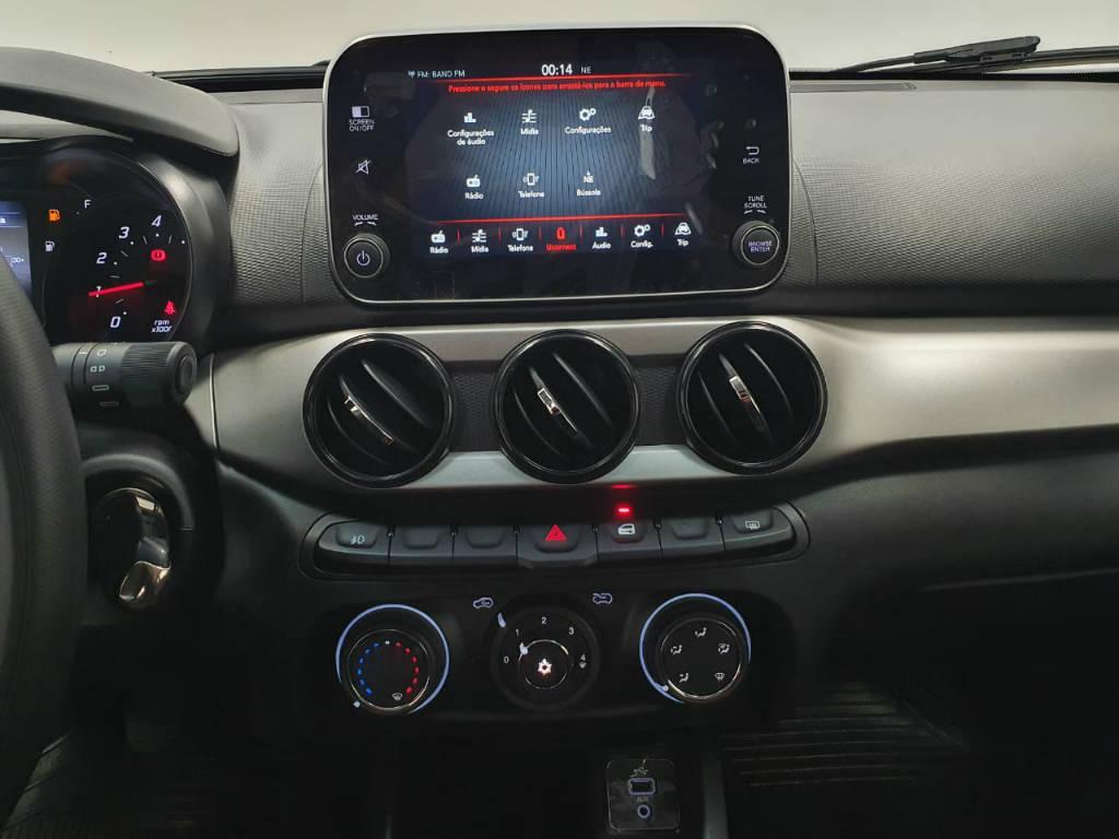 Foto numero 8 do veiculo Fiat Cronos DRIVE 1.3 - Preta - 2018/2019
