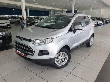 Foto numero 0 do veiculo Ford EcoSport SE AT 1.6B - Prata - 2016/2017