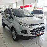 Foto numero 4 do veiculo Ford EcoSport SE AT 1.6B - Prata - 2016/2017