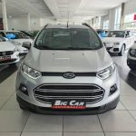 Foto numero 5 do veiculo Ford EcoSport SE AT 1.6B - Prata - 2016/2017