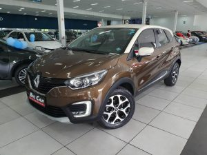 Foto numero 0 do veiculo Renault Captur INTEN 16A - Marrom - 2017/2018