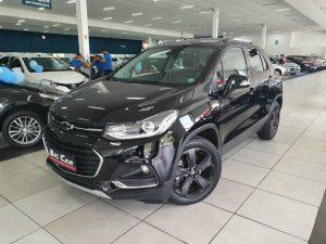 Foto numero 0 do veiculo Chevrolet Tracker MIDNIGHT - Preta - 2019/2019