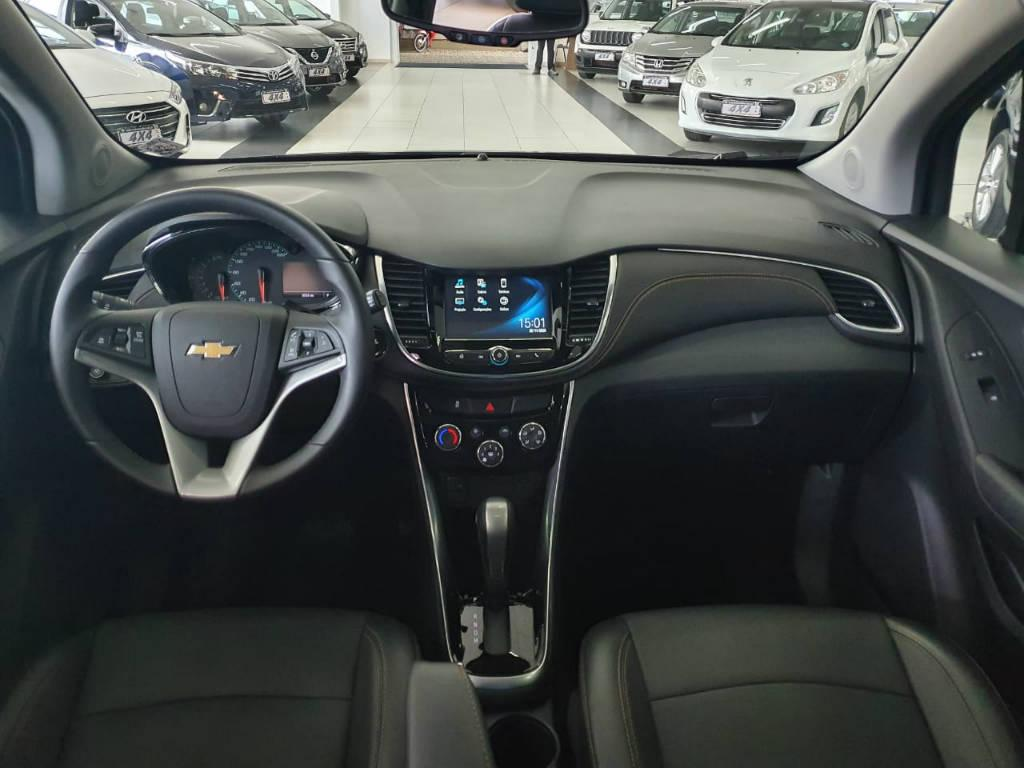 Foto numero 6 do veiculo Chevrolet Tracker MIDNIGHT - Preta - 2019/2019