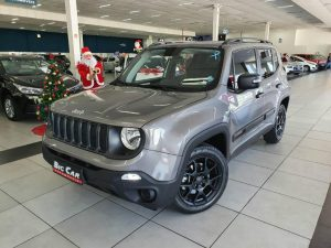 Foto numero 0 do veiculo Jeep Renegade Sport AT - Cinza - 2018/2019