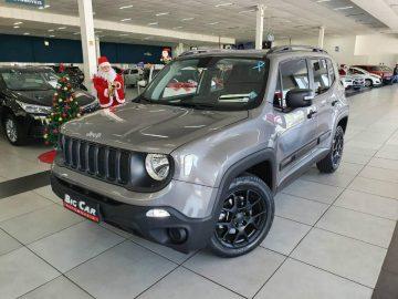Foto numero 0 do veiculo Jeep Renegade Sport AT - Cinza - 2018/2019