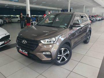 Foto numero 0 do veiculo Hyundai Creta 20A SPORT - Marrom - 2018/2019