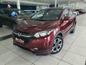 Foto numero 0 do veiculo Honda HR-V EX CVT - Vermelha - 2018/2018