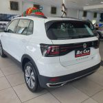 Foto numero 2 do veiculo Volkswagen T-Cross T CROSS CL TSI AD - Branca - 2019/2020