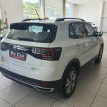 Foto numero 3 do veiculo Volkswagen T-Cross T CROSS CL TSI AD - Branca - 2019/2020
