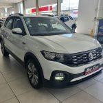 Foto numero 4 do veiculo Volkswagen T-Cross T CROSS CL TSI AD - Branca - 2019/2020