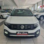 Foto numero 5 do veiculo Volkswagen T-Cross T CROSS CL TSI AD - Branca - 2019/2020