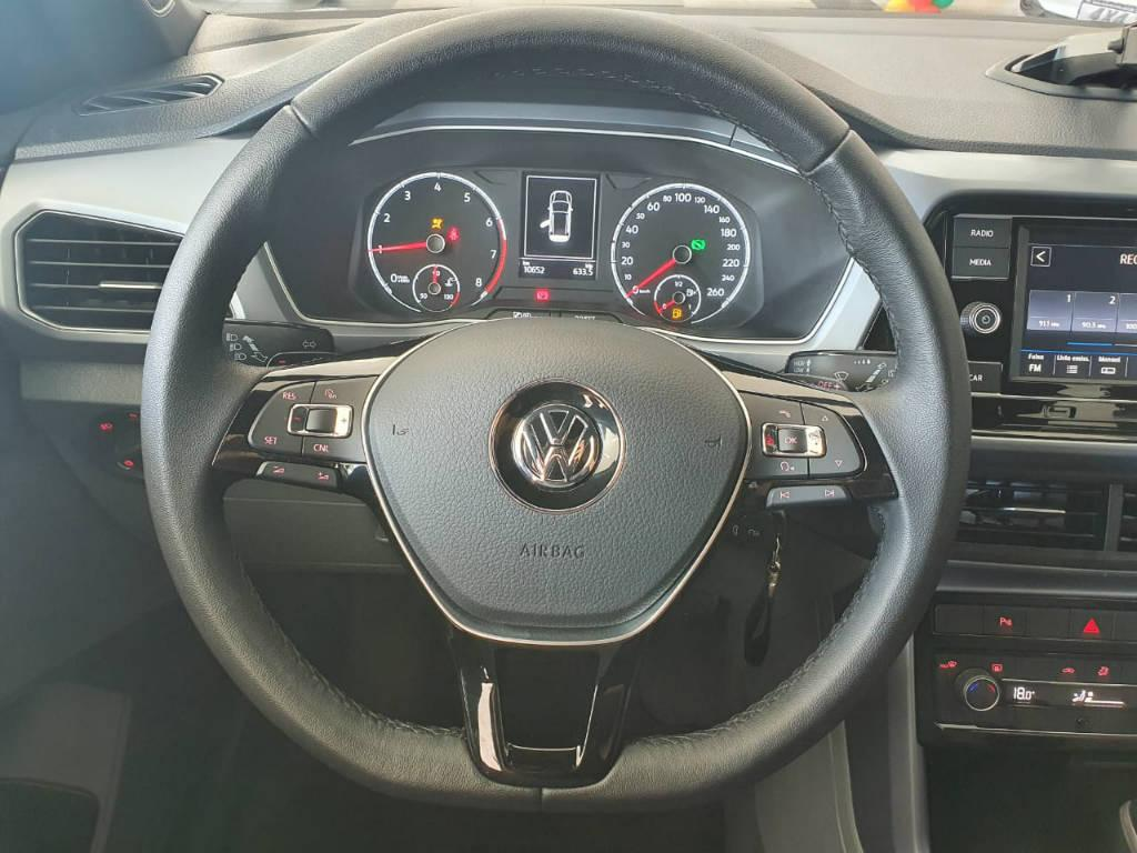 Foto numero 7 do veiculo Volkswagen T-Cross T CROSS CL TSI AD - Branca - 2019/2020