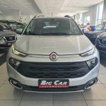 Foto numero 5 do veiculo Fiat Toro FREEDOM AT9 D - Prata - 2018/2019