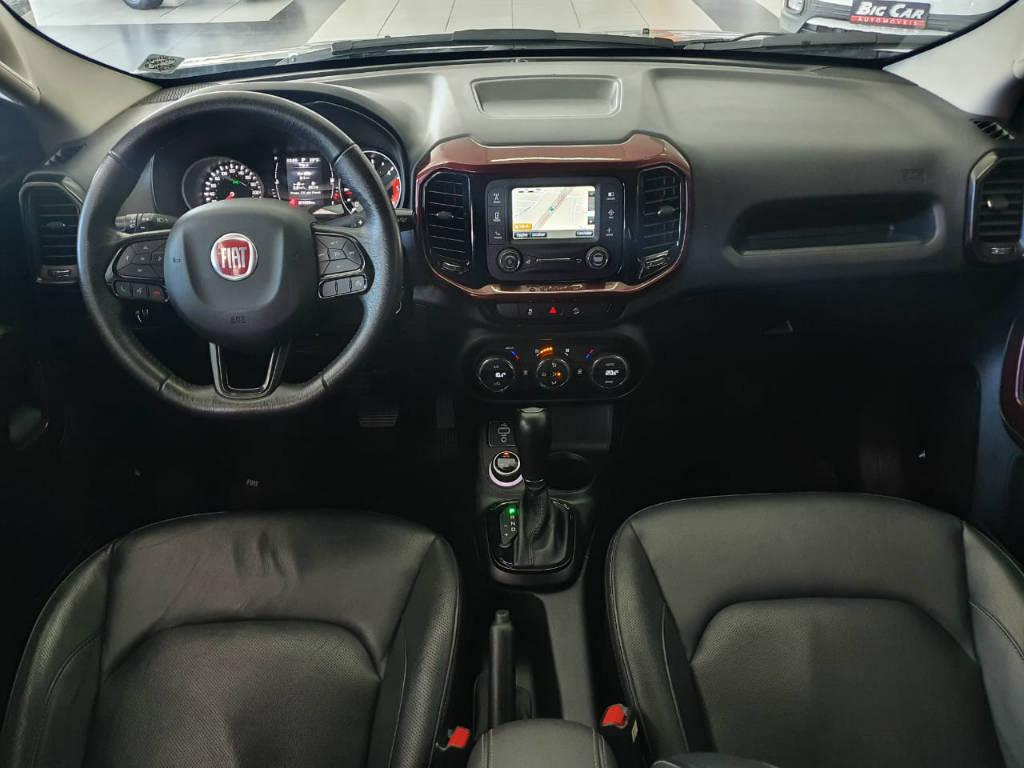 Foto numero 6 do veiculo Fiat Toro FREEDOM AT9 D - Prata - 2018/2019