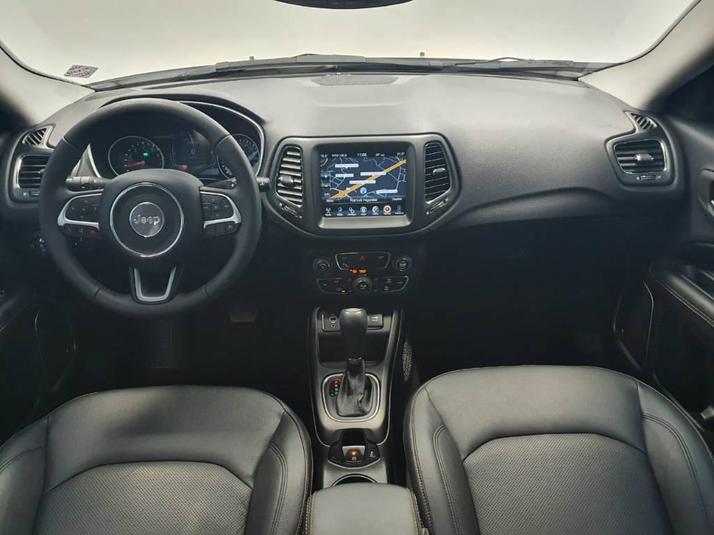 Foto numero 6 do veiculo Jeep Compass LONGITUDE F - Branca - 2017/2017