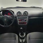 Foto numero 6 do veiculo Volkswagen Voyage 16. TL MB - Prata - 2015/2016