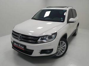 Foto numero 0 do veiculo Volkswagen Tiguan 2.0 TSI - Branca - 2013/2013