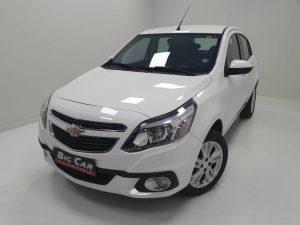 Foto numero 0 do veiculo Chevrolet Agile 1.4MT LTZ - Branca - 2013/2014
