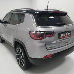 Foto numero 2 do veiculo Jeep Compass Limited - Prata - 2019/2020