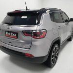 Foto numero 3 do veiculo Jeep Compass Limited - Prata - 2019/2020