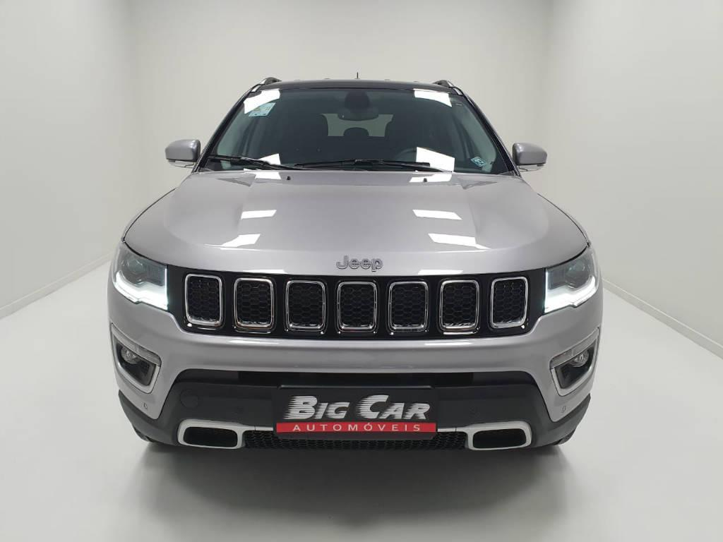 Foto numero 5 do veiculo Jeep Compass Limited - Prata - 2019/2020