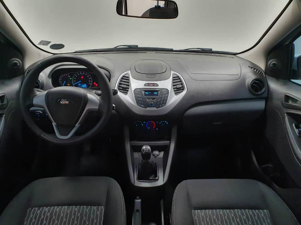 Foto numero 6 do veiculo Ford KA - Branca - 2016/2016