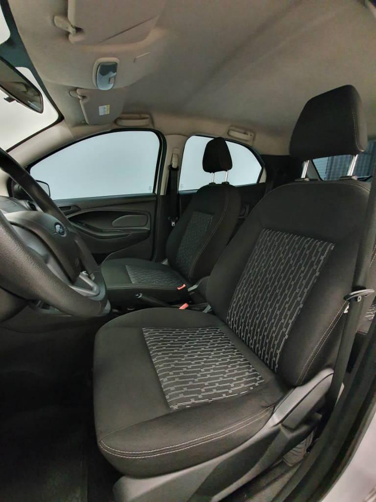 Foto numero 10 do veiculo Ford KA - Branca - 2016/2016