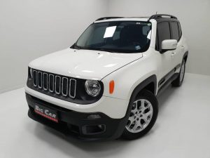 Foto numero 0 do veiculo Jeep Renegade LNGTD AT - Branca - 2015/2016