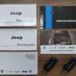 Foto numero 15 do veiculo Jeep Renegade LNGTD AT - Branca - 2015/2016