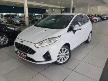 Foto numero 0 do veiculo Ford Fiesta 1.6 Tit AT - Branca - 2018/2018