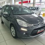 Foto numero 4 do veiculo Citroën C3 EXCLUSIVE - Cinza - 2016/2017