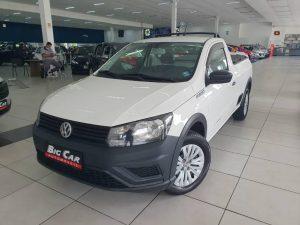 Foto numero 0 do veiculo Volkswagen Saveiro RB MBVS - Branca - 2020/2021
