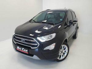 Foto numero 0 do veiculo Ford EcoSport TIT2AT 1.5 - Preta - 2019/2020