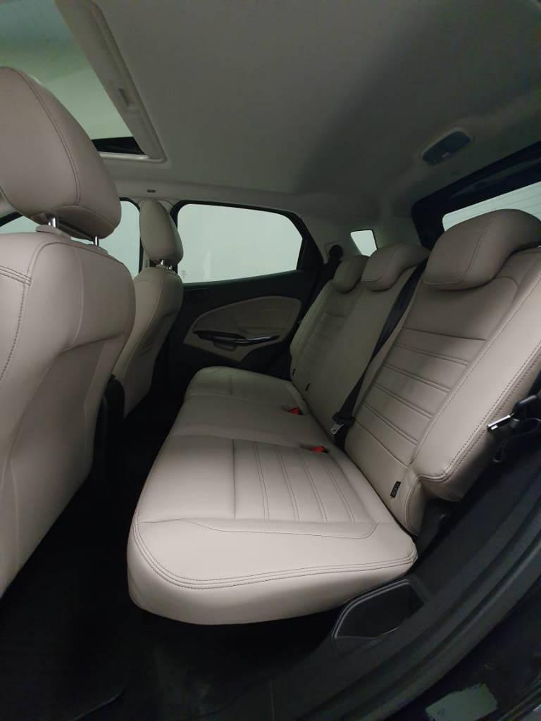 Foto numero 11 do veiculo Ford EcoSport TIT2AT 1.5 - Preta - 2019/2020