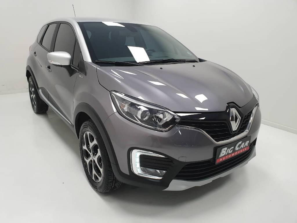 Foto numero 4 do veiculo Renault Captur 16 BOSE - Cinza - 2020/2021