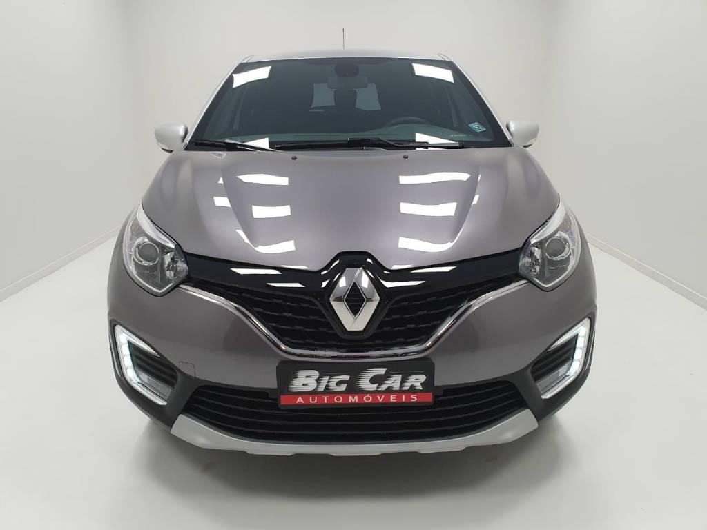 Foto numero 5 do veiculo Renault Captur 16 BOSE - Cinza - 2020/2021