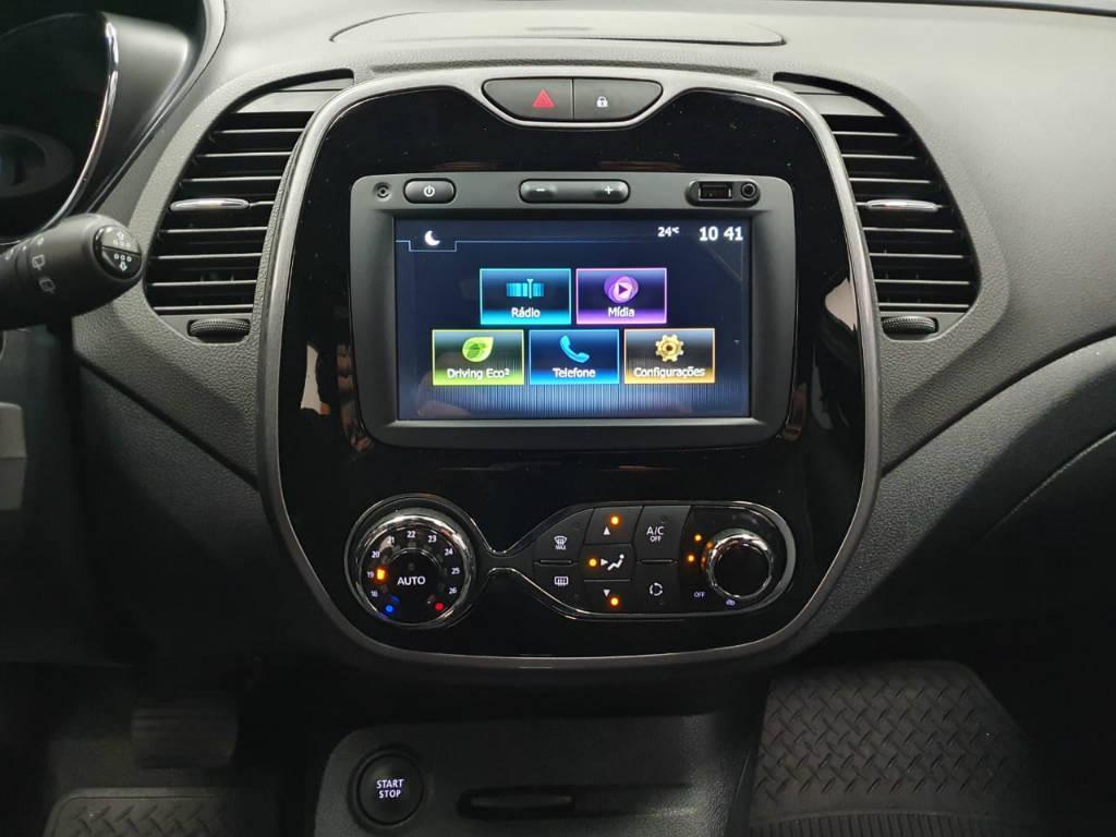 Foto numero 8 do veiculo Renault Captur 16 BOSE - Cinza - 2020/2021
