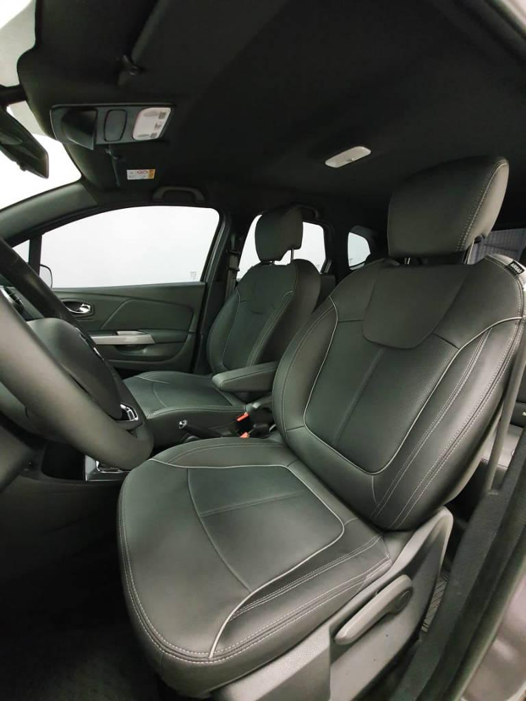 Foto numero 11 do veiculo Renault Captur 16 BOSE - Cinza - 2020/2021