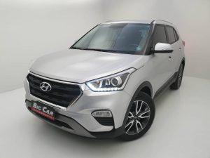 Foto numero 0 do veiculo Hyundai Creta 20A PRESTI - Prata - 2018/2019