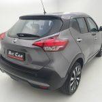 Foto numero 3 do veiculo Nissan Kicks SL CVT - Cinza - 2018/2019