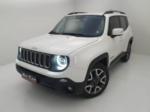 Foto numero 0 do veiculo Jeep Renegade LNGTD AT - Branca - 2019/2020