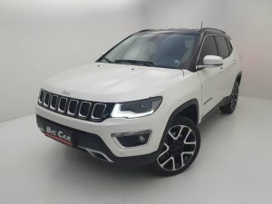 Foto numero 0 do veiculo Jeep Compass Limited - Branca - 2019/2020