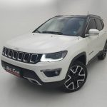 Foto numero 0 do veiculo Jeep Compass Limited - Branca - 2019/2020