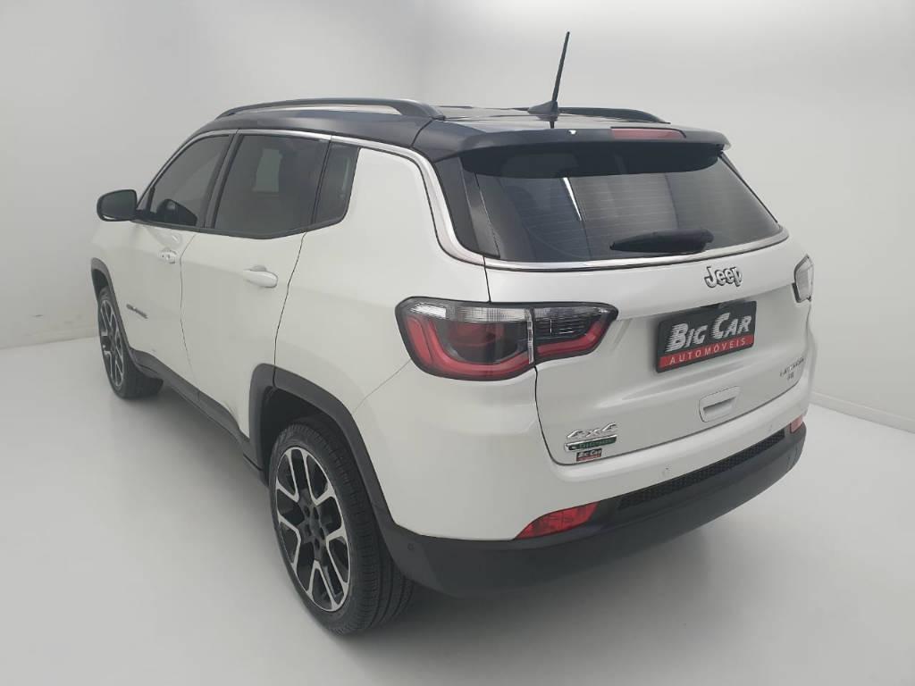 Foto numero 2 do veiculo Jeep Compass Limited - Branca - 2019/2020