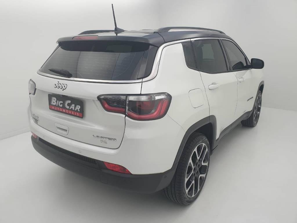 Foto numero 3 do veiculo Jeep Compass Limited - Branca - 2019/2020