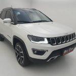 Foto numero 4 do veiculo Jeep Compass Limited - Branca - 2019/2020